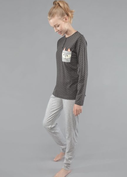 pijama zorrito merceria montse