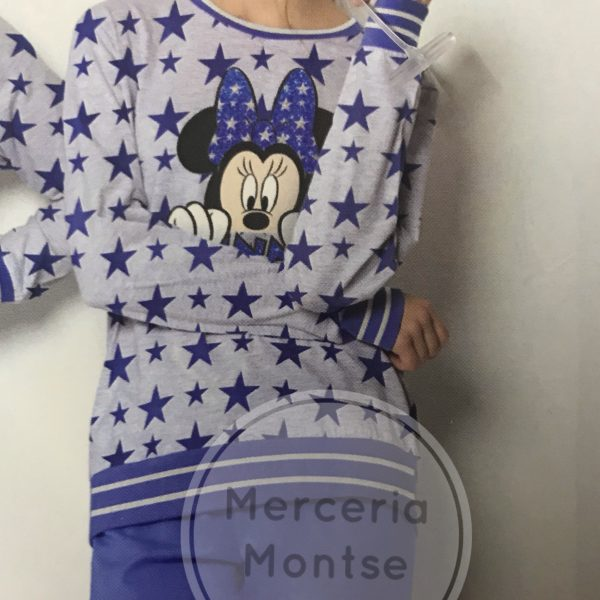 pijama minnie merceria montse
