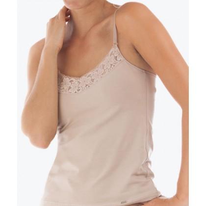 Camiseta 90% algodón – 10% elastano LYCRA
